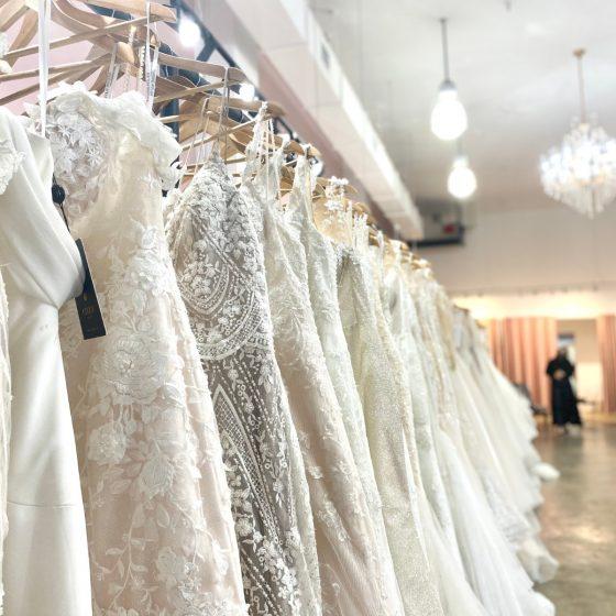 Vivienne Atelier Bridal wedding dress