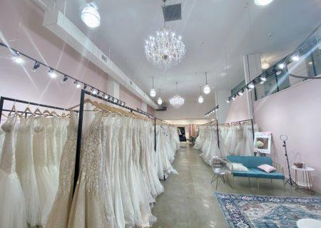Vivienne Atelier Bridal LA Store