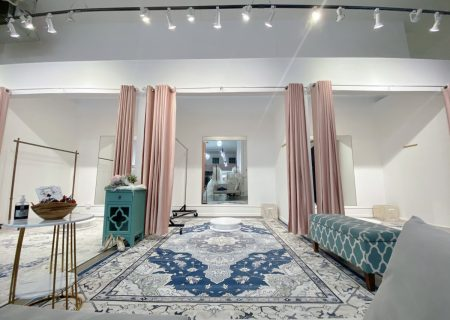 Vivienne Atelier Bridal Room