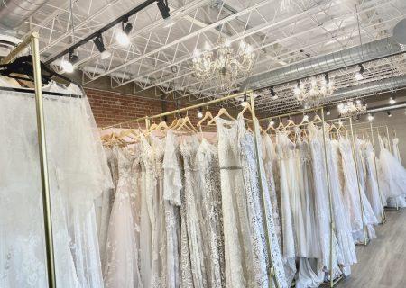 bridal shop from Vivienne Atelier
